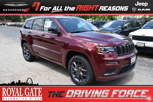 Royal Gate Dodge >> New 2019 Jeep Grand Cherokee Limited X 4x4