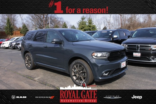 new 2017 dodge durango r t 4d sport utility in columbia d8321 royal gate columbia. Black Bedroom Furniture Sets. Home Design Ideas