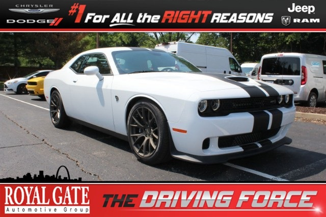 Royal Gate Dodge >> New 2018 Dodge Challenger Srt Hellcat